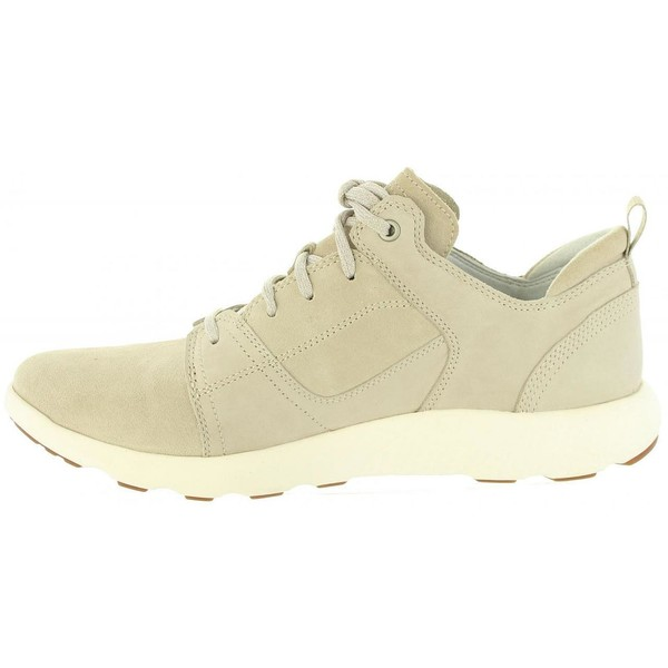 Sneaker piel hombre - taupe