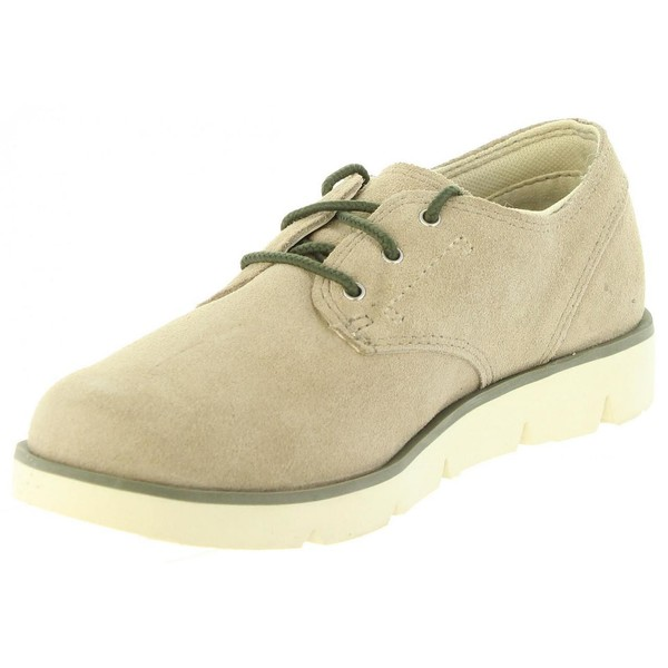 Zapato piel infantil - beige