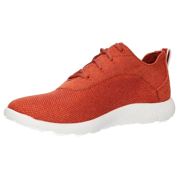 Sneaker hombre - naranja