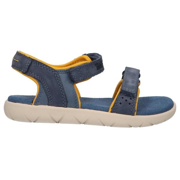 Sandalia infantil - azul
